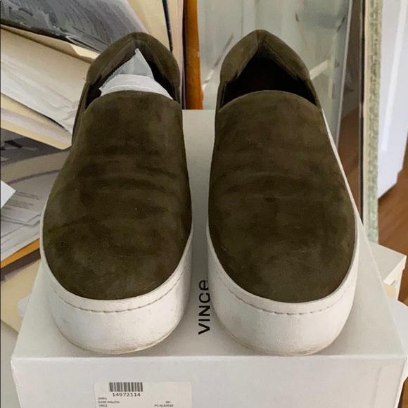 Vince Shoes | Platform Sneakers | Poshmark
